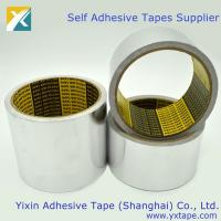 China Aluminum foil tape tape sealing ducts with foil tape   aluminum heat tape   foil duct tape  heat resistant foil tape on sale