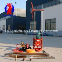 Quality sale QZ-2A three phase electric sampling drilling rig can drill hole and core for sale