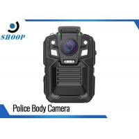 Quality Infrared WIFI Police Using Body Cameras For Law Enforcement High Definition for sale