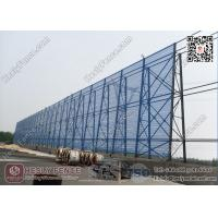 Wholesale China Wind & Dust Suppressing Fence | HESLY Windbreak Fencing Wall System from china suppliers