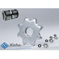 Buy cheap 8 Points Replacement Cutters Edco Scarifier Parts For Surface Milling Machines from wholesalers