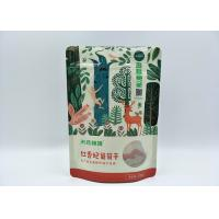 Wholesale Moisture Proof Stand Up Pouch Packaging High Temperature Resistance Eco Friendly from china suppliers