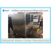 Wholesale SS316L Material Food Grade Air Cooled Water Chiller for Food Dairy processing from china suppliers