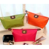 Wholesale Simplestyle Fashion Dumpling shape Cosmetic Bag from china suppliers