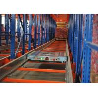 Wholesale High Density Commercial Shuttle Pallet Racking System for Warehouse Storage Goods from china suppliers