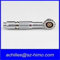 China lemo ODU 4pin cable mount connector for sale