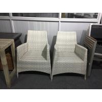 Wholesale Flat wicker dining chair  for Home. Hotel, Garden and Beach by Clover Lifestyle Outdoor Furniture Dining Set from china suppliers