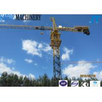 Wholesale 48m independent height QTZ315-7040 big tower crane for construction project from china suppliers