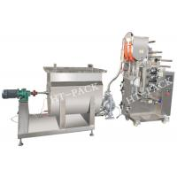 Wholesale SUS304 liquid / Jam / Sauce Packaging Machinery with PLC Controller from china suppliers