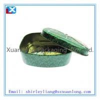 Wholesale Mini Round Chocolate Tin Can from china suppliers