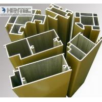 Wholesale T66 Sand Blasting Satin Aluminum Door Extrusions ROHS / SGS Approval from china suppliers