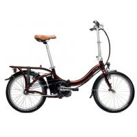 China Good Quality 12 Intelligent Smart Magnesium Alloy Folding electric mini bike / Pocket Bike, Factory Price on sale