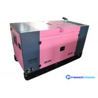 Wholesale 12kva Silent Type Diesel Power Generator Low Noise Level 10kw Genset from china suppliers