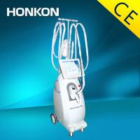 Wholesale Remodeling Exquisite Skin Tightening Slimming Beauty Machine , Vacuum Roller Cellulite Machine For Home Use from china suppliers