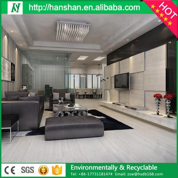 Quality Plastic Flooring Type Interlocking pvc flooring for sale