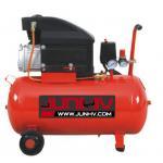 China 2.5HP Tank Size L 50 Auto Shop Air Compressor For Car Workshop Optional Color for sale