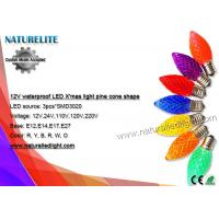 Buy cheap 120V waterproof Led Light Bulb 0.5W C7  ABS Material CE / RoHS Certificate from Wholesalers