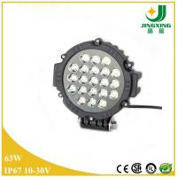 China Hot sale 7inch 63W LED auto light cree offroad led driving light on sale