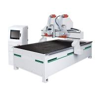 Wholesale Durable Computerized Wood Carving Machine , Automatically Mdf Engraving Machine from china suppliers