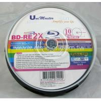 China BD-RE Rewritable Bluray Disc 25GB/50GB recordable disc on sale
