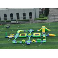 Wholesale Giant Safety Ultimate Inflatable Floating Water Park For Entertainment from china suppliers