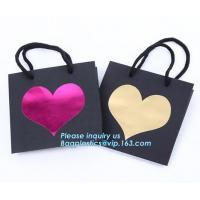 China luxury white sachets iridescent paper bag,China Printing Manufacture Luxury twisted paper handle bag, bagplastics, packa for sale