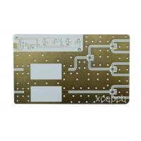 Wholesale RO4003 Rogers Fr4 Mix Laminate Multilayer PCB 6 Layer RO4003C Circuit Boards from china suppliers