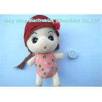 Wholesale 34mm Round Toy Sound Module for Plush toy with custom / standard sound from china suppliers