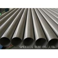 China seamless pipe stainless steel  ASTM A213 Type 316 / 316L Stainless Steel Tubing Seamless Solution Annealed Tubing on sale