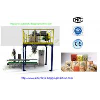 Wholesale Automatic Bagging Machine From Weight 5 Kg to 25 Kg from china suppliers