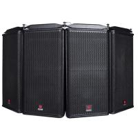 Wholesale Mini Line array single 12  line array and single 18 inch sub woofer for wedding party /indoor sound for 1000 people from china suppliers