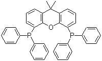 Quality Dimethylbisdiphenylphosphinoxanthene; CAS Number 161265-03-8; light-yellow for sale