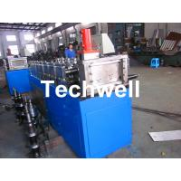 Wholesale Steel Stud and Track Cold Roll Forming Machine for Light Weight Steel Truss / Furring Channel from china suppliers