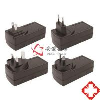 For Wood 36W  Interchangeable Plug Medical Power Adapters, IEC60601 24V 12V Medical Power Supply for sale