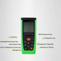 Wholesale Mini Size Digital Laser Distance Meter Build Tool , 80m Long Range Rangefinder from china suppliers