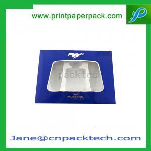 Wholesale Custom Printed Candy Box PVC Window Box Perfume Box Cosmetic Box  Paper Box from china suppliers