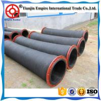 Wholesale Big size Top Quality Acid & Alkali resistant water/ oil rubber Suction and discharge hose, suction hose from china suppliers