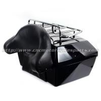Hard Plastic Motorcycle Tail Box Harley Davidson Performance Parts for sale