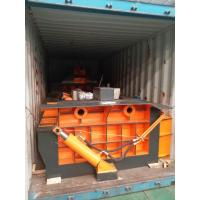 Wholesale 250 Tons Baling Force Electronic Control Discharging Scrap Metal Press Machine from china suppliers