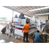 Quality Fully Automatic Hot Press Lamination Machine With Max Platen Opening 130MM for sale