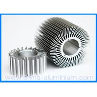 6000 Series Extruded Heat Sinks Aluminium Extrusion Profiles China Supplier for sale