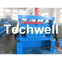 Wholesale 10 - 12Mpa Hydraulic Pressure Metal Deck Roll Forming Machine for 0.8 - 1.2 mm Thickness from china suppliers