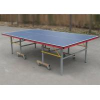 Universal Size Indoor Table Tennis Table Rollaway Easy Handle 15mm MDF