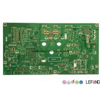 Wholesale White Legend Green Solder Mask Double Sided PCB for Security Intercom Devices from china suppliers