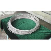 Wholesale dia3mm Zr702 zirconium wire as conductive electrode,Nb Zr wire from china suppliers
