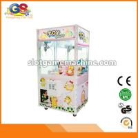 Wholesale Fashion Popular Hot Sale Indoor Arcade Amusement Coin Operated Mini Toy Crane Parts Claw Machine Game from china suppliers