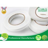 Quality Perfect quality Double Sided EVA Foam Tape Coated With Pressure Sensitive Adhesive Tape for sale