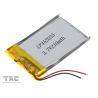 3.7 Volt 210 MAH Li Ion Polymer Battery , Gsp452035 Li - Polymer Battery Pack for sale