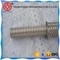 Wholesale 1 1/2 inch multiple stainless steel wire braid reinforced layers corrugated Metal bellows from china suppliers