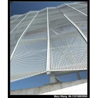 Buy cheap aluminum expanded metal sunscreening from wholesalers